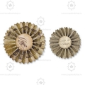 Трафарет для вырубки Sizzix Mini Paper Rosettes (2 Sizes), серия Sizzlits Decorative Strip Die